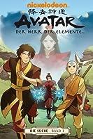 Die Suche 1 (Avatar der Herr der Elemente, #5)
