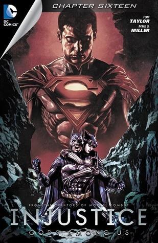Injustice: Gods Among Us (Digital Edition) #16