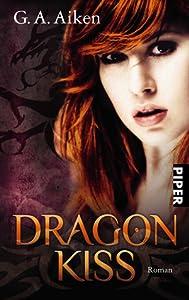 Dragon Kiss (Dragon Kin, #1)