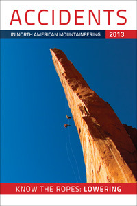Accidents in North American Mountaineering, Number 3, Issue 66