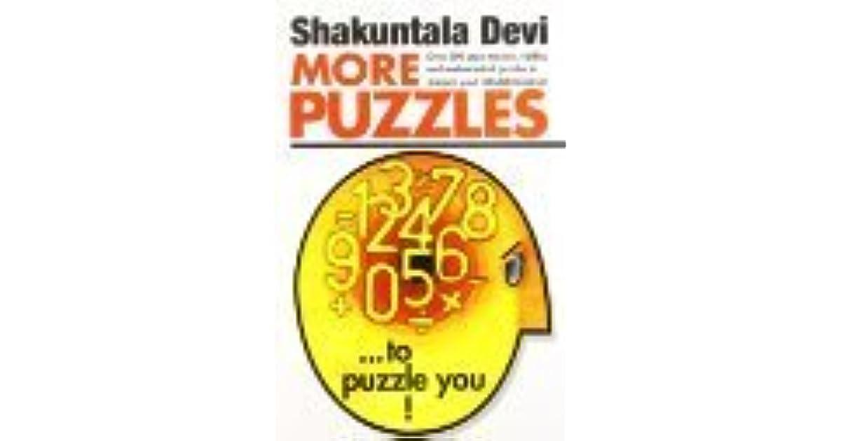 Devi with shakuntala answers pdf puzzles