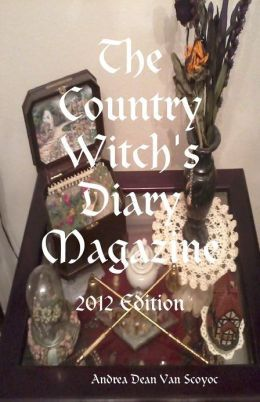 The Country Witchs Diary Magazine Imbolc Edition