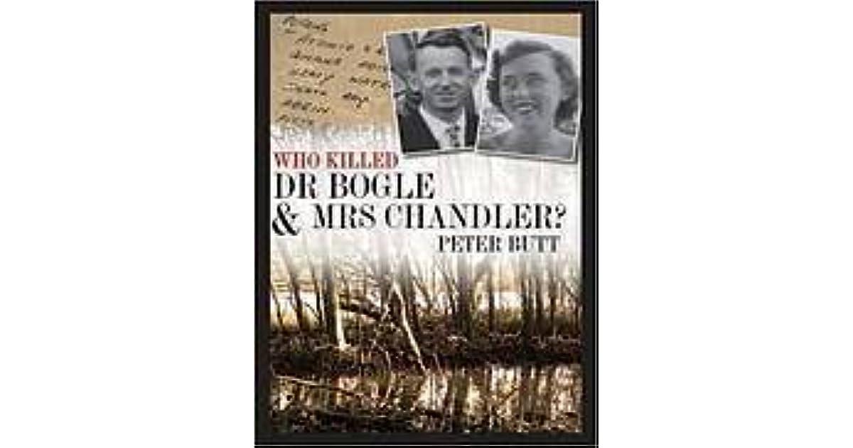 Dr bogle and mrs chandler