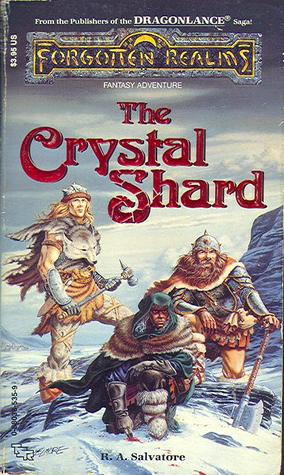 The Crystal Shard by R A  Salvatore