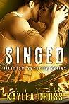 Singed (Titanium Security, #2)