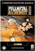 FullMetal Alchemist Gold deluxe n. 4