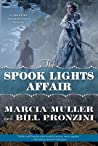The Spook Lights Affair (Carpenter and Quincannon, #2)
