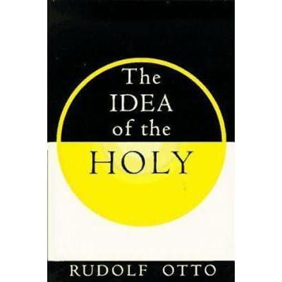 rudolf otto the idea of the holy pdf