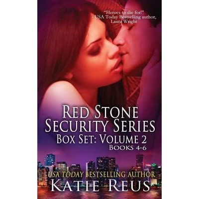 Red Stone Security Series Box Set: Volume 2 by Katie Reus