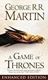 Book cover for A Game of Thrones (A Song of Ice and Fire, #1)