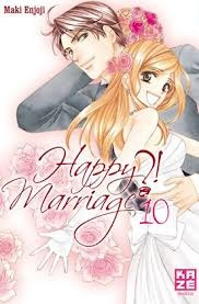 Happy Marriage ?!, tome 10 by Maki Enjōji