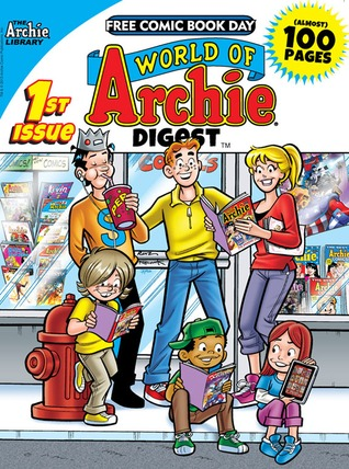 World of Archie Digest #1
