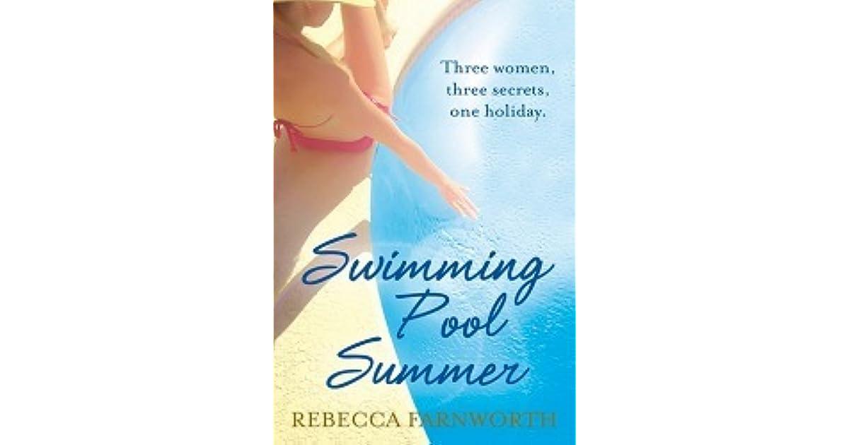Swimming Pool Summer By Rebecca Farnworth