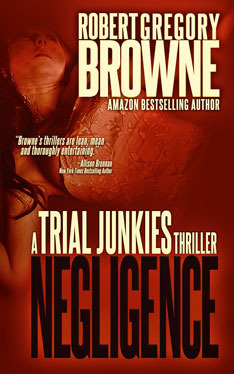 Negligence by Robert Gregory Browne