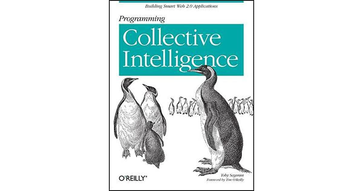 Programming Collective Intelligence Ebook