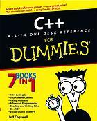 C++ All-in-One Desk Reference For Dummies by Jeff Cogswell