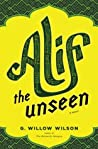 Book cover for Alif the Unseen