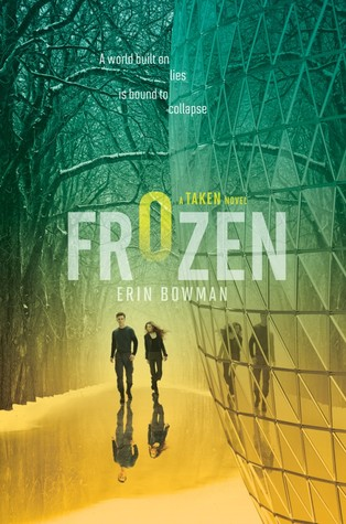 Frozen (Taken, #2)