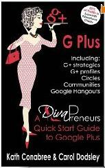 GPlus. Google Plus Strategies Profiles Circles Communities Hangouts all included.