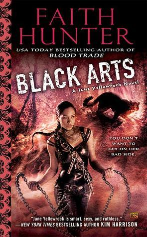 Book Review: Black Arts by Faith Hunter
