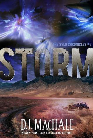 Storm (The SYLO Chronicles, #2)