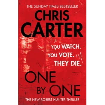 Download One By One Robert Hunter 5 By Chris Carter