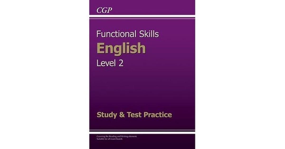English: Functional Skills: Level 2: Study & Test Practice