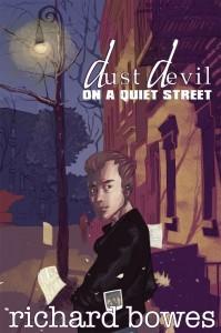Dust Devil on a Quiet Street