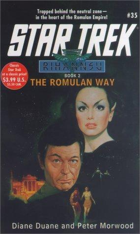 The Romulan Way (Star Trek: Rihannsu, #2)