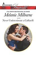 Never Underestimate a Caffarelli (Those Scandalous Caffarellis, #2)