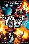 Skulduggery Pleasant #1-2