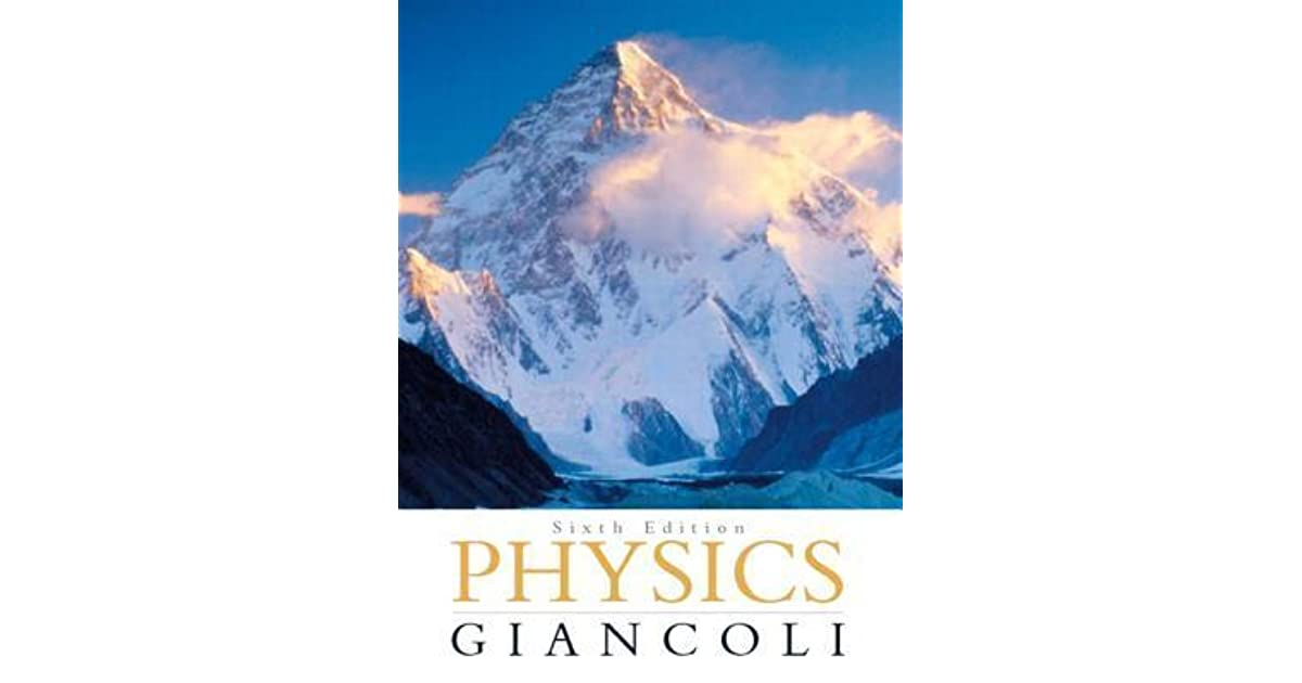 Physics scientists pdf for engineers giancoli and