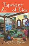Tapestry of Lies: A Weaving Mystery (A Weaving Mystery, #2)