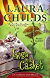 Eggs in a Casket (Cackleberry Club, #5)