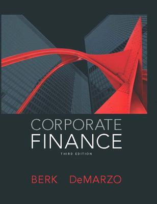 Corporate Finance (Pearson Series in Finance)