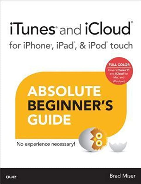 itunes and icloud for iphone ipad ipod touch absolute beginner s rh goodreads com iPod Touch 1st Generation iPod Touch 6