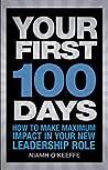 O'Keeffe First 100 Days _p