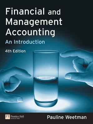 Financial and Management Accounting  An Introduction, 5th edition
