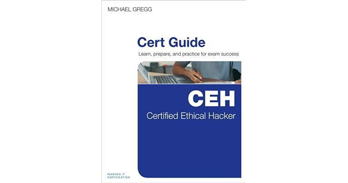 Michael prep certified by pdf gregg exam ethical hacker
