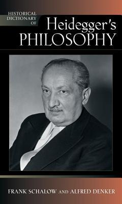 Historical Dictionary of Heidegger's philosophy