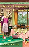 Going Through the Notions (Deadly Notions Mystery #1)