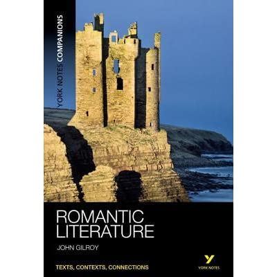 york notes companions romantic literature