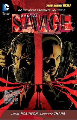 DC Universe Presents, Vol. 2: Vandal Savage