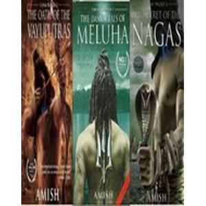 Shiva Trilogy (Shiva Trilogy #1-3)