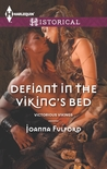 Defiant in the Viking's Bed (Victorious Vikings #3)