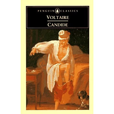 the importance of the element of setting in candide a book by voltaire Setting simile spoonerism (candide by voltaire is flippin book, etc as an example in a satire the vices of society are ridiculized with the purpose of.