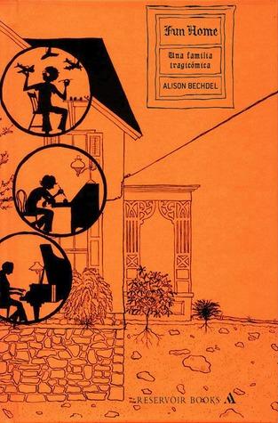 Emily Bazelon's review of Fun Home  Una familia tragicómica
