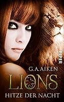 Hitze der Nacht (Lions, #1)