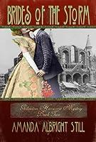 Brides of the Storm (Galveston Hurricane Mystery, #2)