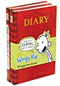Diary of a Wimpy Kid: #1 + Journal [2 Books]